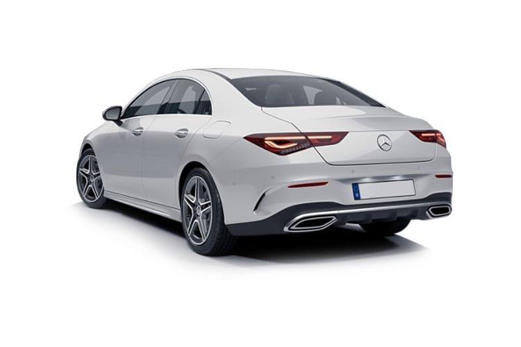 Mercedes cla Coupe cla 200 amg Line 4dr tip Auto - 34