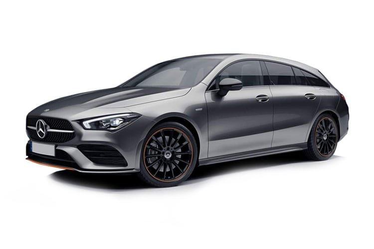 Mercedes cla Shooting Brake cla 180 amg Line Premium Plus 5dr tip Auto - 25