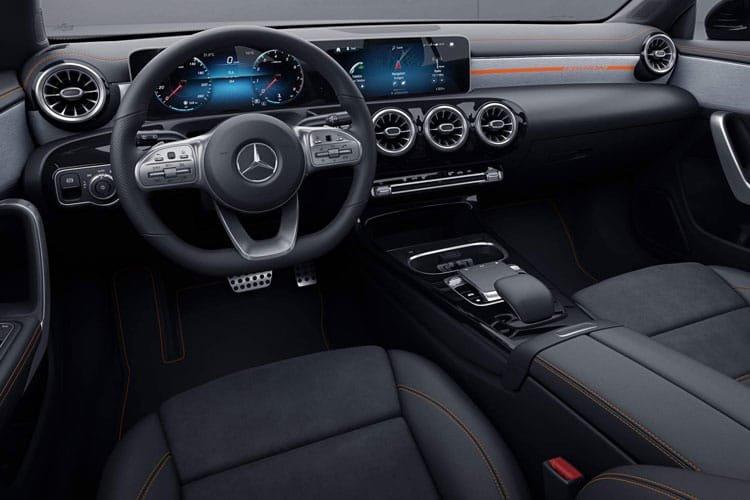 Mercedes cla Shooting Brake cla 200 amg Line 5dr tip Auto - 31