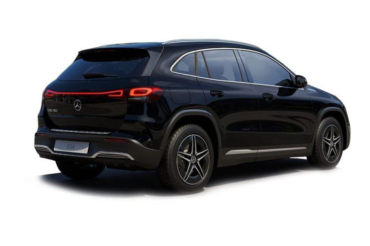 Mercedes eqa Hatchback eqa 250 140kw amg Line 66.5kwh 5dr Auto - 2