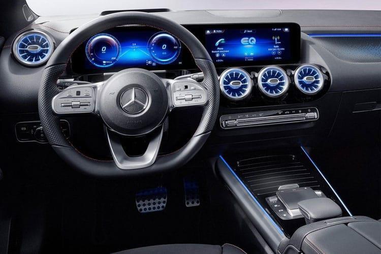 Mercedes eqa Hatchback eqa 250 140kw amg Line 66.5kwh 5dr Auto - 4