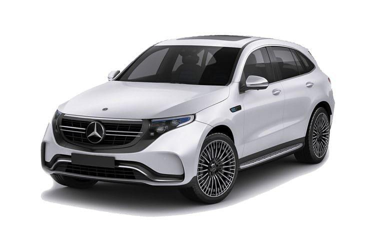 Mercedes eqc Estate eqc 400 300kw amg Line 80kwh 5dr Auto - 27