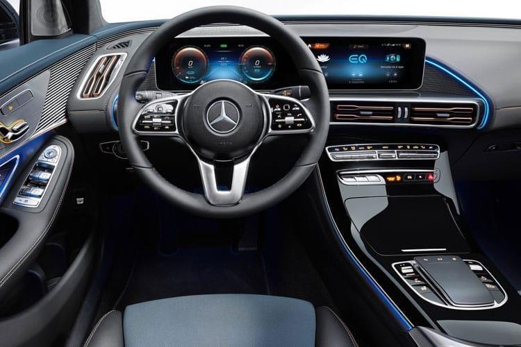 Mercedes eqc Estate eqc 400 300kw amg Line 80kwh 5dr Auto - 34