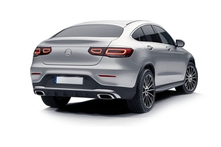 Mercedes glc Diesel Coupe glc 220d 4matic amg Line 5dr 9g Tronic - 30