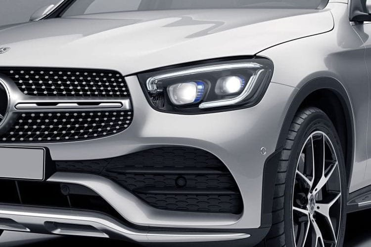 Mercedes glc Diesel Coupe glc 220d 4matic amg Line 5dr 9g Tronic - 28