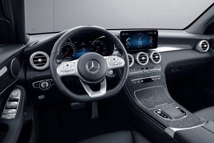 Mercedes glc Diesel Coupe glc 220d 4matic amg Line 5dr 9g Tronic - 32