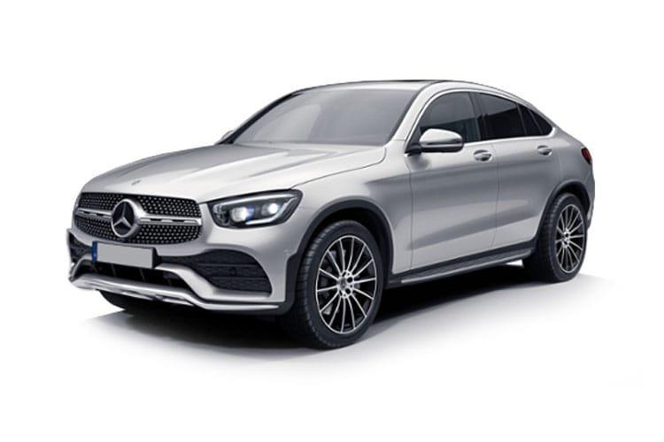 Mercedes glc Diesel Coupe glc 300de 4matic amg Line 5dr 9g Tronic - 1