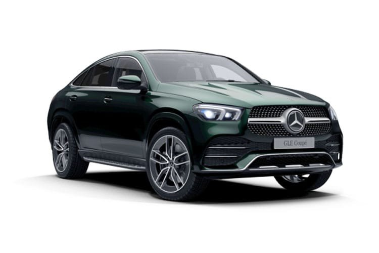 Mercedes gle Diesel Coupe gle 400d 4matic amg Line Premium + 5dr 9g Tronic - 25