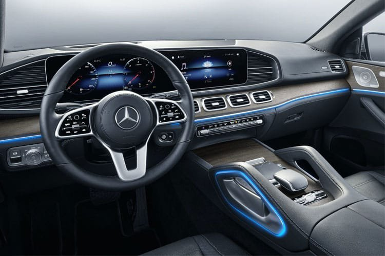 Mercedes gle Diesel Coupe gle 400d 4matic amg Line Premium + 5dr 9g Tronic - 28