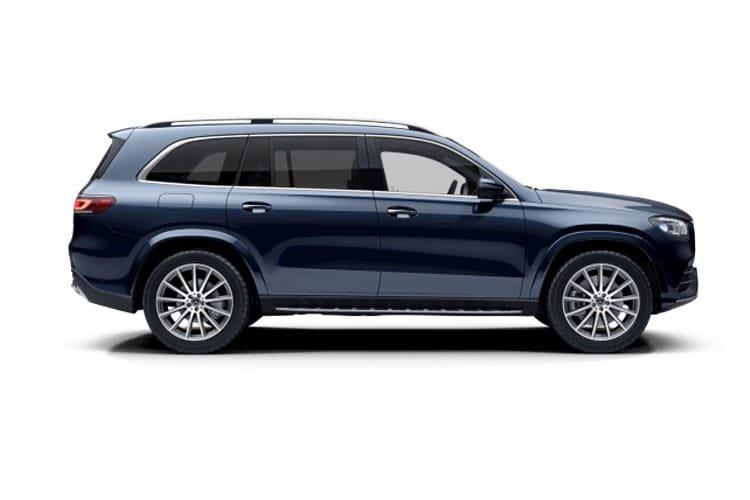 Mercedes gls Diesel Estate gls 400d 4matic amg Line Prem + Exec 5dr 9g Tronic - 3