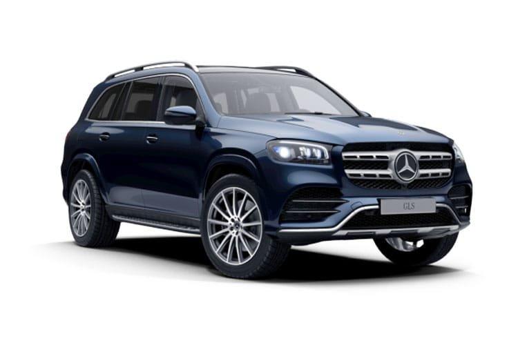 Mercedes gls Diesel Estate gls 400d 4matic amg Line Prem + Exec 5dr 9g Tronic - 1