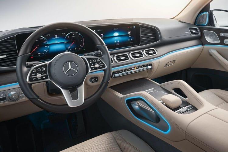Mercedes gls Diesel Estate gls 400d 4matic amg Line Prem + Exec 5dr 9g Tronic - 4
