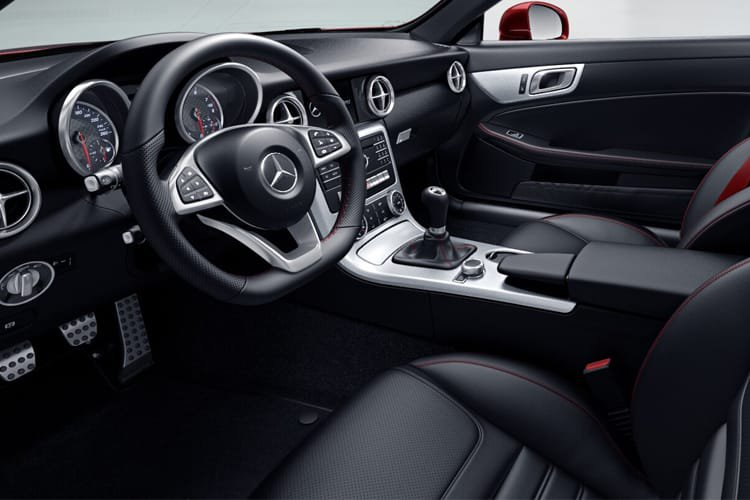 Mercedes slc Roadster Special Edition slc 200 Final Edition 2dr 9g Tronic - 31