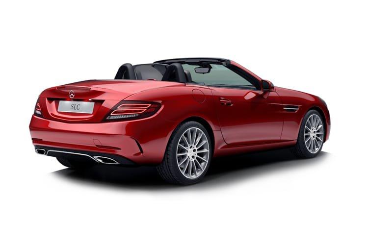 Mercedes slc Roadster Special Edition slc 200 Final Edition 2dr - 27