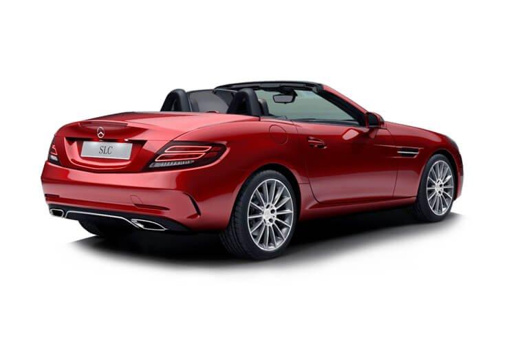 Mercedes slc Roadster Special Edition slc 200 Final Edition Premium 2dr 9g Tronic - 27