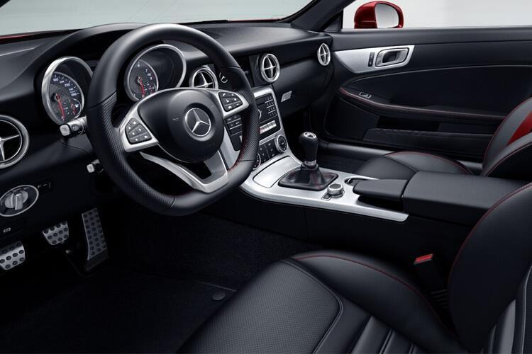 Mercedes slc Roadster Special Edition slc 200 Final Edition Premium 2dr - 31