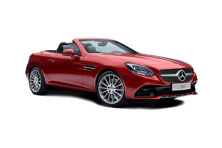 Mercedes slc Roadster Special Edition slc 300 Final Edition 2dr 9g Tronic - 24