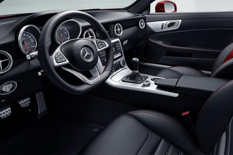 Mercedes slc Roadster Special Edition slc 300 Final Edition 2dr 9g Tronic - 31