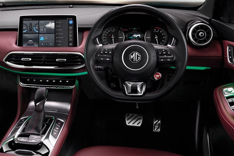 MG hs Hatchback 1.5 t gdi Exclusive 5dr dct - 4
