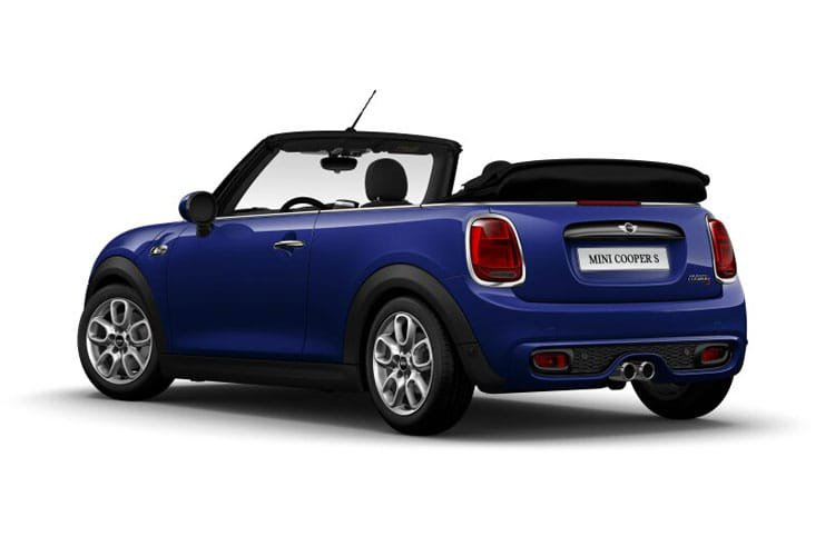 Mini Convertible 2.0 John Cooper Works ii 2dr - 27