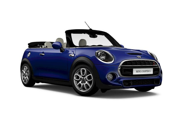 Mini Convertible 2.0 John Cooper Works ii 2dr - 26