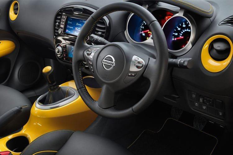 Nissan Juke Hatchback Special Editions 1.0 dig t Premiere Edition 5dr - 31