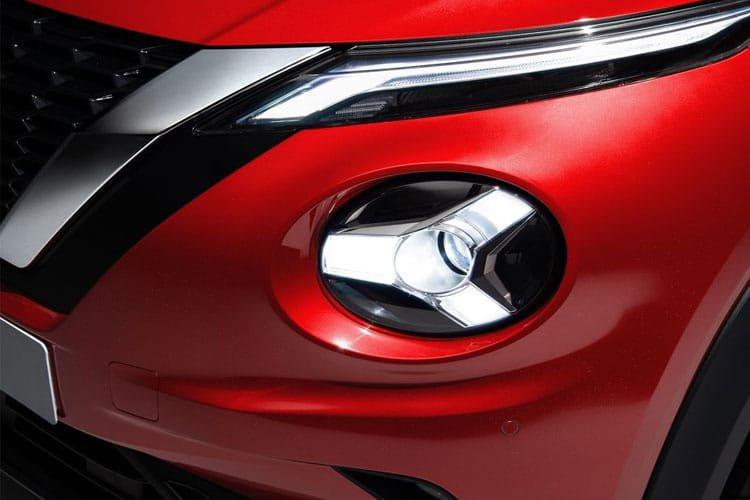 Nissan Juke Hatchback 1.0 dig t 114 Visia 5dr - 3