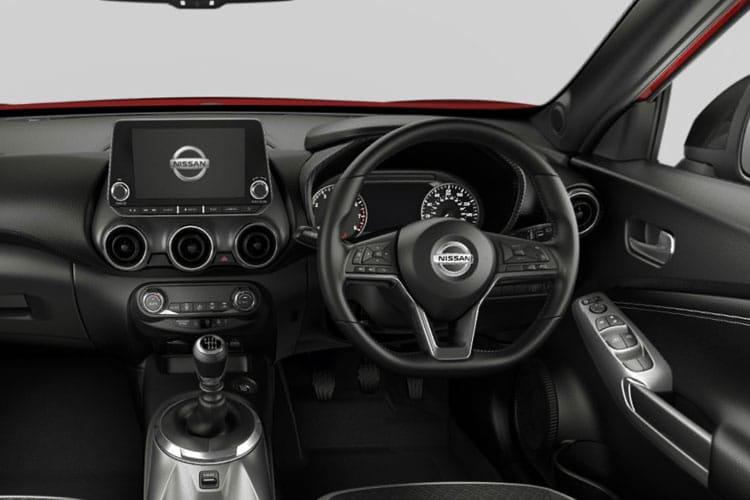 Nissan Juke Hatchback 1.0 dig t 114 Visia 5dr - 4