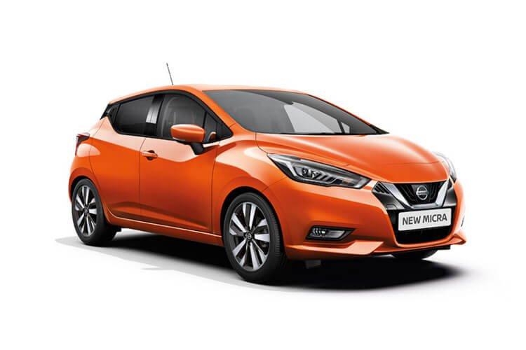 Nissan Micra Hatchback 1.0 dig t 117 Tekna 5dr - 25