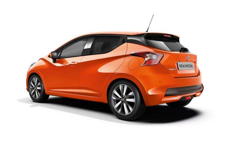 Nissan Micra Hatchback 1.0 ig t 92 Acenta 5dr [convenience Pack] - 27