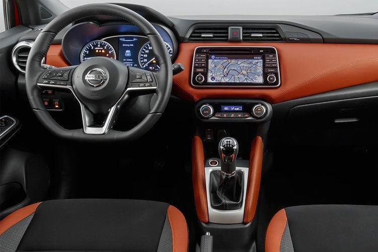 Nissan Micra Hatchback 1.0 ig t 92 n Sport 5dr cvt [nav] - 28