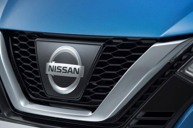 Nissan Qashqai Hatchback 1.3 dig t 160 [157] n Motion 5dr dct - 2