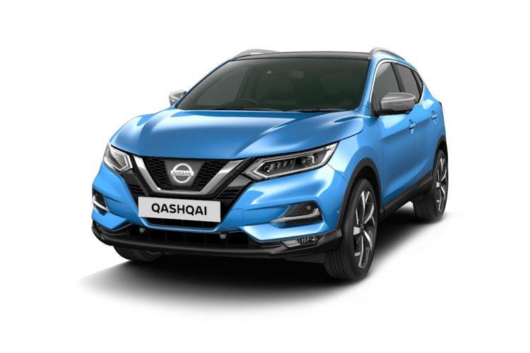 Nissan Qashqai Hatchback 1.3 dig t 160 [157] n Motion 5dr dct - 1