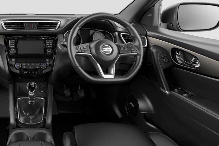 Nissan Qashqai Hatchback 1.3 dig t 160 [157] n Motion 5dr dct - 4