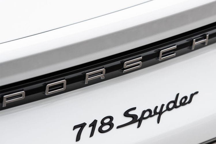 Porsche 718 Spyder 4.0 2dr pdk - 5