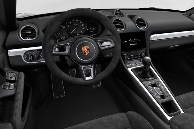 Porsche 718 Spyder 4.0 2dr pdk - 8