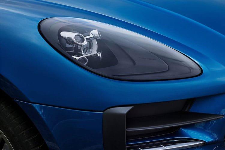 Porsche Macan Estate Turbo 5dr pdk - 3