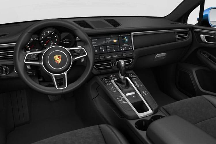 Porsche Macan Estate Turbo 5dr pdk - 8
