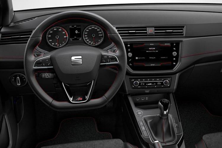 Seat Arona Hatchback 1.0 tsi 110 fr [ez] 5dr dsg - 4