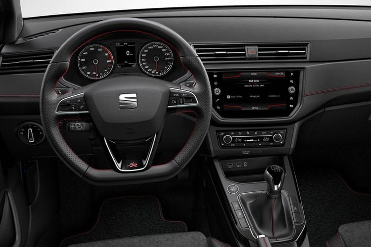 Seat Arona Hatchback 1.0 tsi 110 fr Sport [ez] 5dr dsg - 4