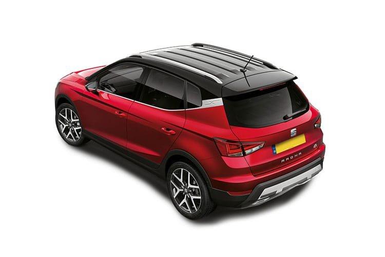 Seat Arona Hatchback 1.0 tsi 110 se Technology [ez] 5dr dsg - 3