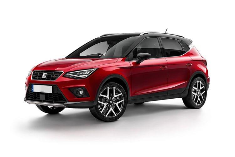 Seat Arona Hatchback 1.0 tsi se [ez] 5dr - 1