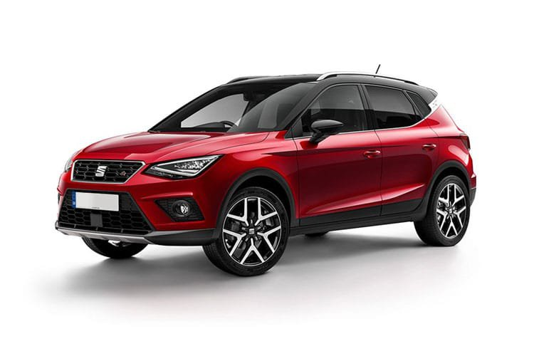 Seat Arona Hatchback 1.0 tsi se [ez] 5dr - 2