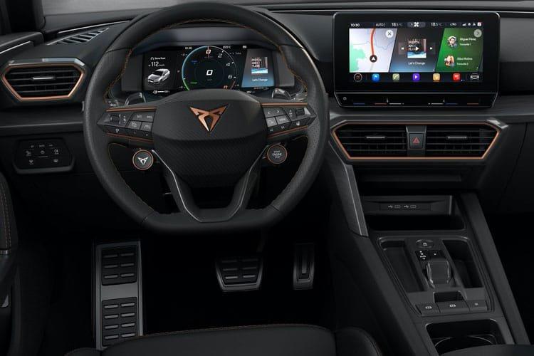 Seat Cupra Leon Hatchback Special Edition 1.4 Ehybrid First Edition 5dr dsg - 4