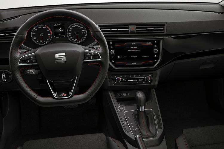 Seat Ibiza Hatchback 1.0 tsi 110 fr [ez] 5dr - 4