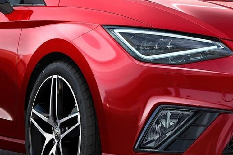 Seat Ibiza Hatchback 1.0 tsi 110 fr Sport [ez] 5dr dsg - 2