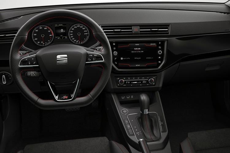 Seat Ibiza Hatchback 1.0 tsi 95 se Technology [ez] 5dr - 8