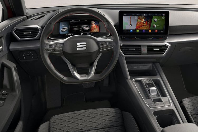 Seat Leon Estate 1.5 tsi evo fr Sport 5dr - 4