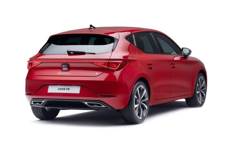 Seat Leon Hatchback 1.0 tsi evo fr 5dr - 3