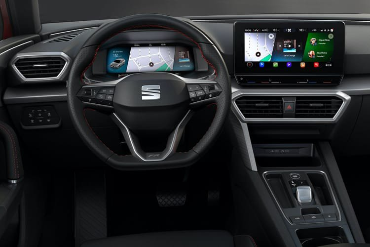 Seat Leon Hatchback 1.0 tsi evo se Dynamic 5dr - 4